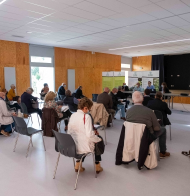Réunion Copil Natura 2000 Garonne en Aquitaine