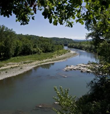La Garonne à Gensac 31